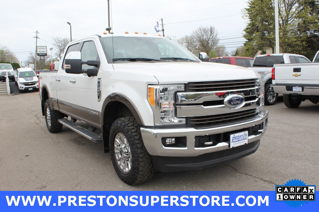 Certified Pre-Owned 2017 Ford F-250SD King Ranch
