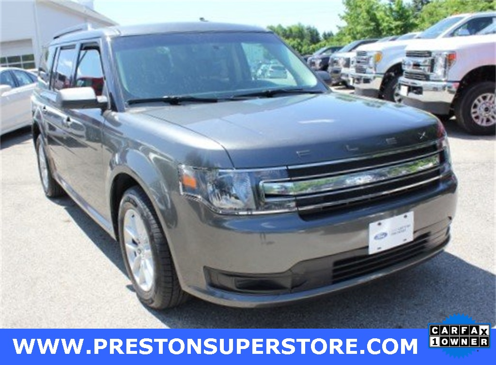 Certified Pre-Owned 2016 Ford Flex SE