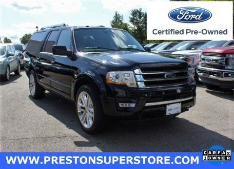 Certified Pre-Owned 2017 Ford Expedition EL Limited