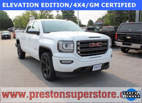 Certified Pre-Owned 2016 GMC Sierra 1500 Base