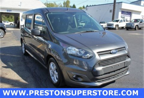 Certified Pre-Owned 2015 Ford Transit Connect XLT
