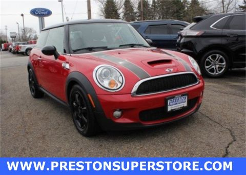 Pre-Owned 2010 MINI Cooper S Base